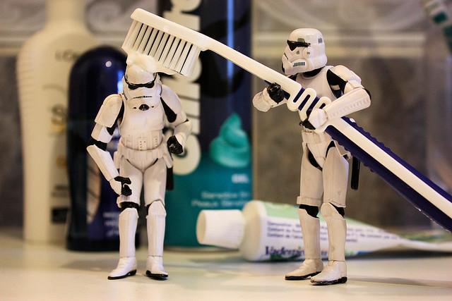 ヘアデザイナーに取ってのお掃除とは?