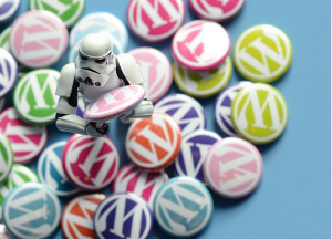 WordPress mark
