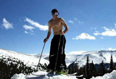 冬のスキー焼け紫外線対策