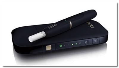 新時代のタバコIQOS(アイコス)て何だ、未来のタバコ・・・?