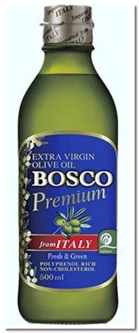 BOSCOのオリーブオイル