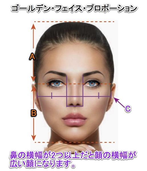小顔に見せる方法