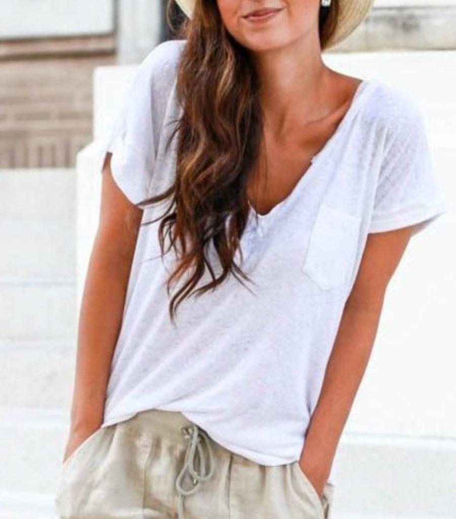 白 Tシャツを選ぶポイント どう選んだら良い?