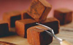 心に効くチョコレート 最高のご褒美は生チョコレート!!