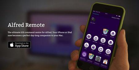 iPhone/iPadをMacのリモコンに変身させるアプリ「Alfred Remoteアプリ」を接続させる方法